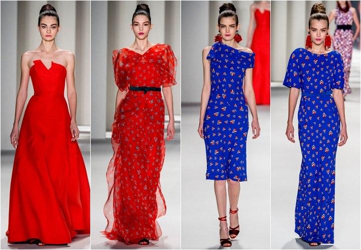 Коллекция платьев 2015